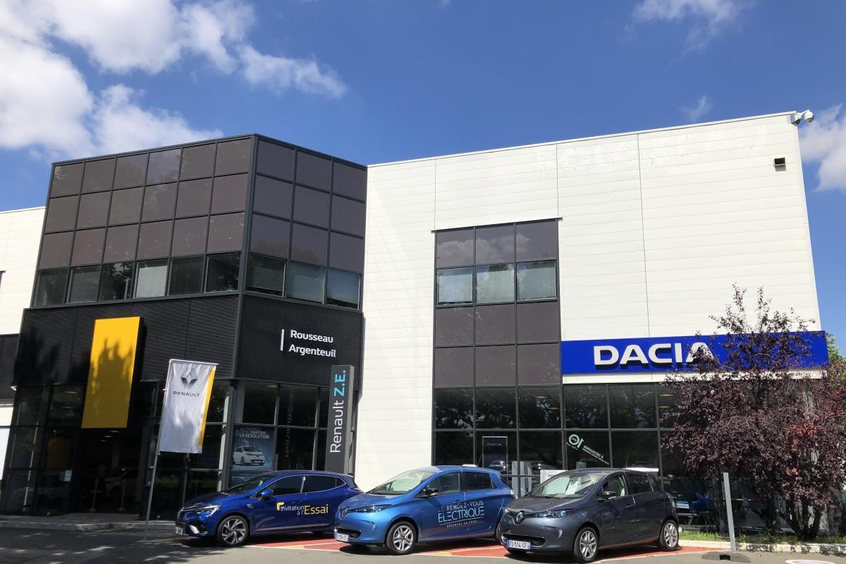 Renault Dacia Argenteuil