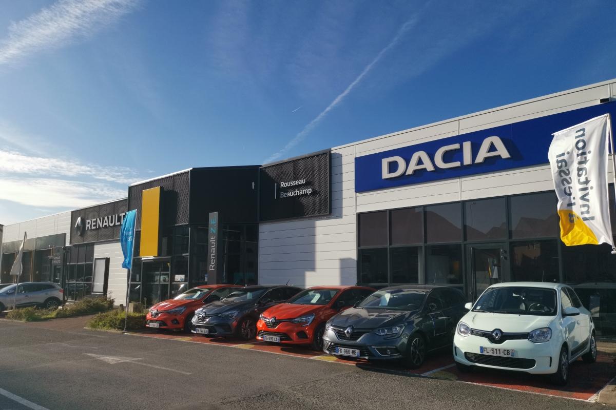 Renault Dacia Beauchamp