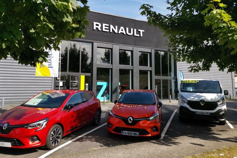 Renault Dacia Saint Brice sous Foret